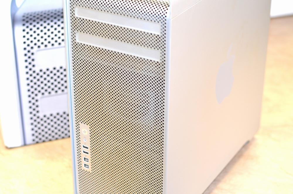 Mac Pro買取ました!Early 2009 CTO 2x2.66 Xeon 16GB 2TB-オンラインMac買取ストア