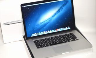MacBook Pro買取ました!15inch Retina,Mid 2012 CTO i7 16GB 768SSD-オンラインMac買取ストア