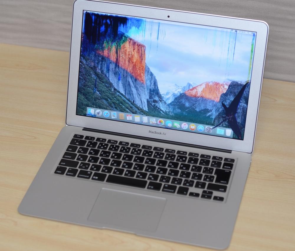 MacBook Air買取ました!13-inch,Mid 2011 ジャンク品-Mac高額買取専門店オンラインMac買取ストア