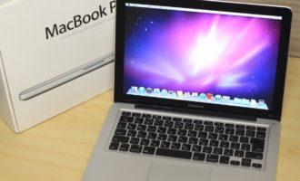 MacBook Pro買取ました!13-inch,Early 2011 MC700J/A i5 8GB-MacBook Pro高額買取専門店 オンラインMac買取ストア
