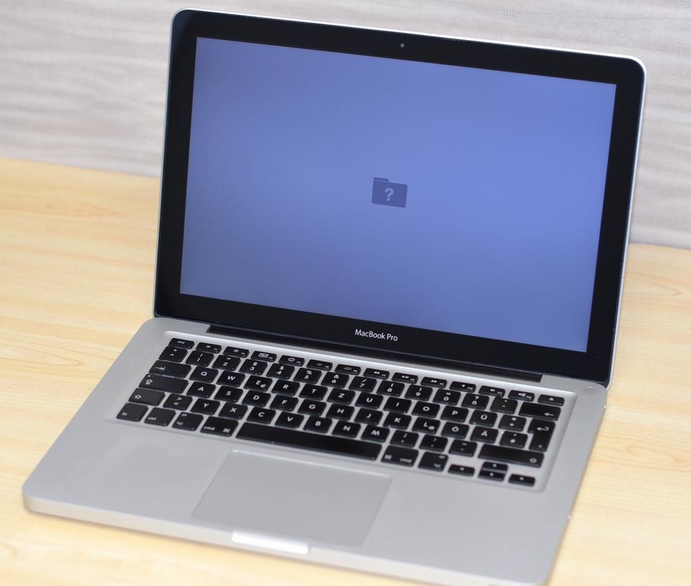 MacBook Pro買取ました!13-inch,Mid 2009 MB990J/A-故障・壊れたMac他店対抗高額買取中!