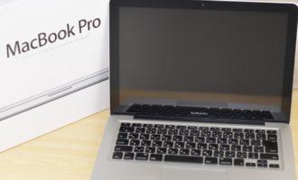 MacBook Pro買取ました!13-inch,Mid 2012 Core i5 MD101J/A-中古・壊れたMac買取専門店オンラインMac買取ストア