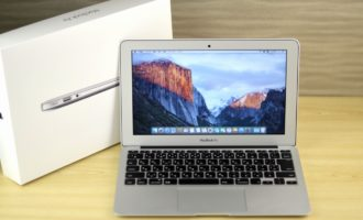 MacBook Air買取ました!11-inch,Early 2015 MJVM2J/A Core i5,Macの買取は、オンラインMac買取ストアにお任せください!