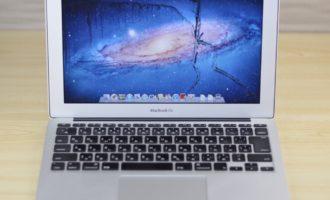 MacBook Air買取ました!11-inch,Mid 2011 MC968J/A ジャンク品