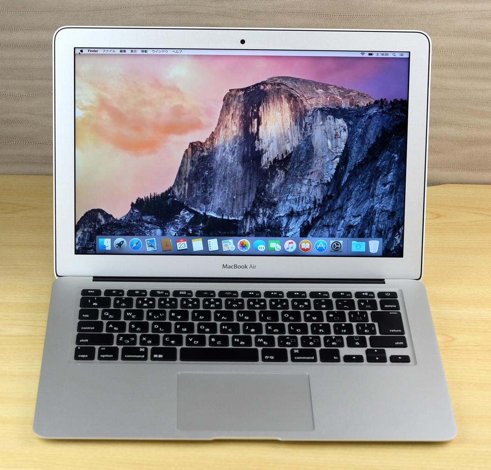MacBook Air買取ました!13-inch Early 2014 MD760J/B Core i5