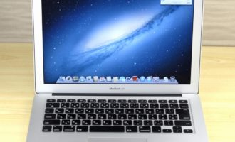 MacBook Air買取ました!13-inch,Mid 2013 MD761J/A Core i5