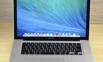 MacBook Pro買取ました!15-inch Late 2008 MB470J/A ジャンク品,壊れたMacBook Proの買取はオンラインMac買取ストアにお任せください!