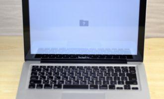 壊れたMacBook Pro買取ました!13-inch, Mid 2010 MC375J/A,Macの買取は、オンラインMac買取ストアにお任せください!
