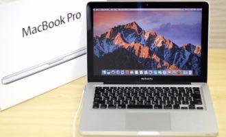 壊れたMacBook Pro買取ました!13-inch,Mid 2010 MC374J/A ジャンク品壊れたMacの買取は最強です!