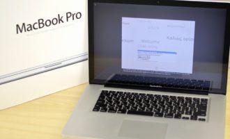 壊れたMacBook Pro買取ました!15-inch,Early 2011 Core i7