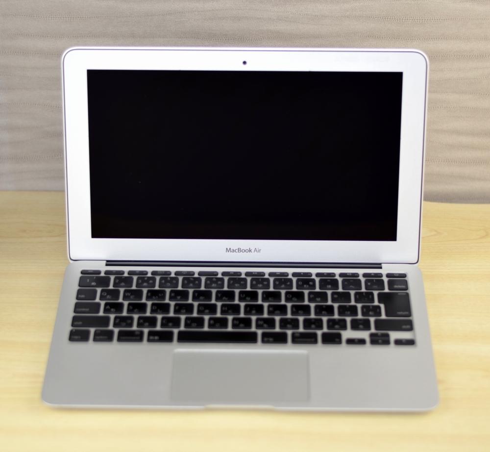 電源が入らないMacBook Air買取ました!11-inch,Late 2010 MC505J/A、壊れたMacの買取は、オンラインMac買取ストアにお任せください!