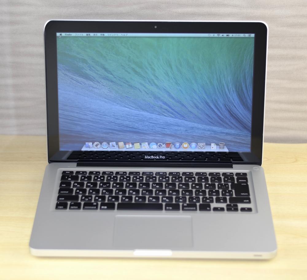 MacBook Pro買取ました!13-inch Mid 2012 MD101J/A Core i5、傷・へこみがあっても買取いたします!MacBook Proの買取は、オンラインMac買取ストアにお任せください!