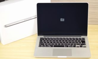 MacBook Pro買取ました!Retina 13-inch Late 2013 ME865J/A 壊れたMacBook Pro買取は、オンラインMac買取ストアにお任せください!