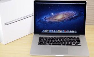 MacBook Pro買取ました!15 Retina Mid 2012 MC975J/A Core i7,わざわざお店に行く必要なし!自宅から楽々!かんたん全国送料無料宅配買取 大手買取店より高く買取を行ってます!