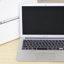 壊れたMacBook Air買取ました!13-inch Early 2014 MD761J/B Core i5,Macの買取は、オンラインMac買取ストアにお任せください!