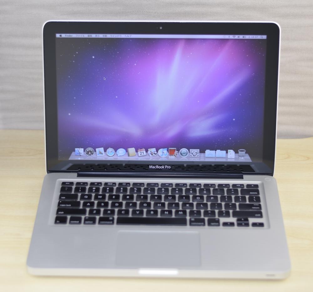 壊れたMacBook Pro買取ました!13-inch Mid 2009,壊れたMacBook Proの買取は、オンラインMac買取ストアにお任せください!