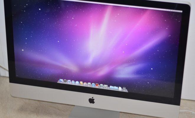 iMac 27-inch買取ました!Mid 2010 3.2GHz Core i3 4GB 1TB、実際の買取金額が高いのはオンラインMac買取ストア!
