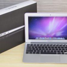 MacBook Air買取ました!11-inch Late 2010 USキー、安心の事前査定、査定金額保証!オンラインMac買取ストア