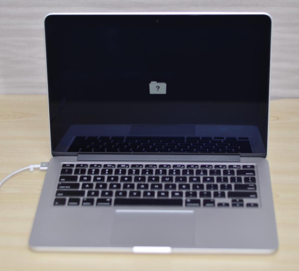 MacBook Pro買取ました!Retina,13-inch,Mid 2014 CTO 16GB USキーボード、大手買取店より高く買取を行ってます!オンラインMac買取ストア