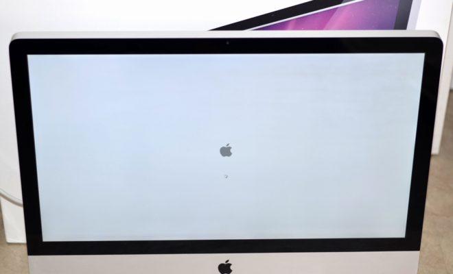 壊れたiMac 27-inch買取ました!Mid 2010 MC511J/A Core i5