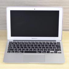 MacBook Air買取ました!11-inch Early 2014 Core i7 CTO