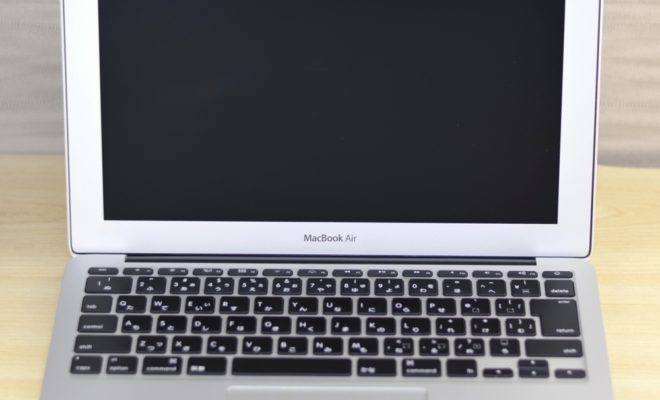 MacBook Air買取ました!11-inch Early 2014 Core i7 CTO