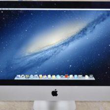 iMac買取ました!21.5-inch Late 2012 MD093J/A Core i5