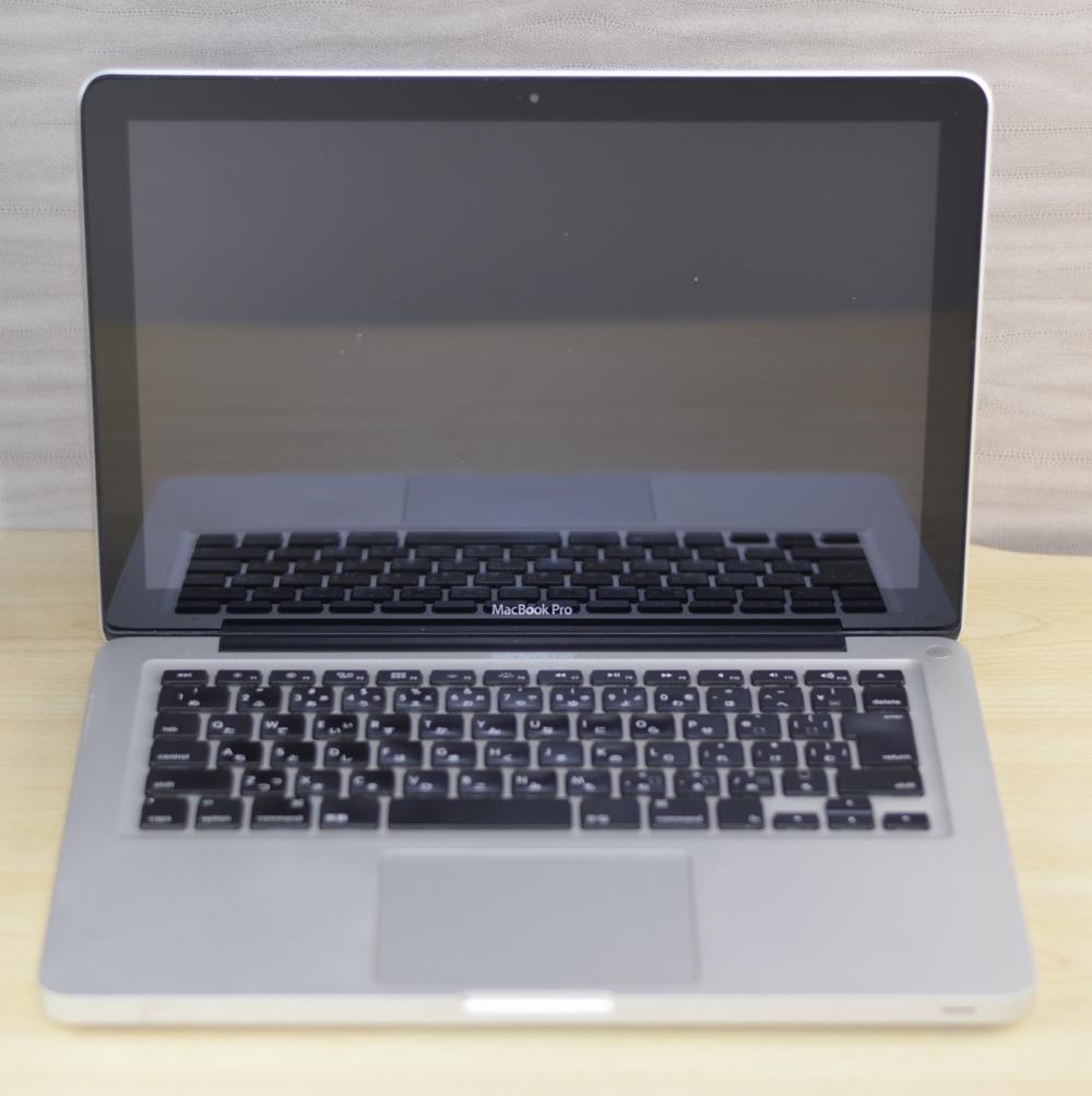 MacBook Pro買取ました!13-inch,Late 2011 MD313J/A Core i5,専門店だからできる! 故障・壊れたMac買取ます! 「他店圧倒高額買取保証」