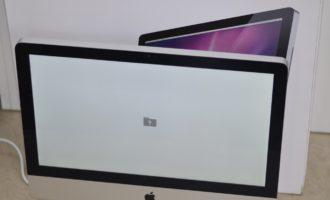 iMac買取ました!21.5-inch,Mid 2010 MC508J/A Core i3