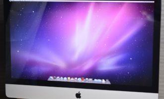 iMac買取ました!27-inch,Late 2009 Core i7 16GB 2TB CTO,Macの買取は、オンラインMac買取ストアにお任せください!