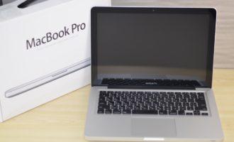 壊れたMacBook Pro買取ました!13-inch Late 2011 Core i7 MD314J/A、全国より壊れたMacも高額買取中!オンラインMac買取ストア