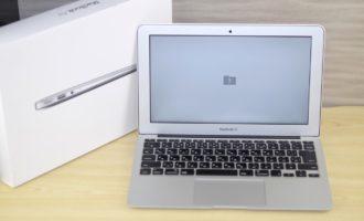 壊れたMacBook Air買取ました!11-inch,Mid 2012 MD224J/A Core i5