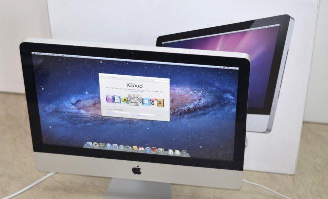 iMac買取ました!21.5-inch,Mid 2011 Core i5、専門店だからできる! 故障・壊れたMac買取ます!他店圧倒高額買取保証