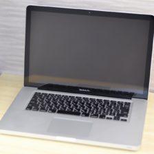 壊れたMacBook Pro買取ました!15-inch,Early 2011 Core i7 メモリ16GB、実際の買取金額が高いのはオンラインMac買取ストア!